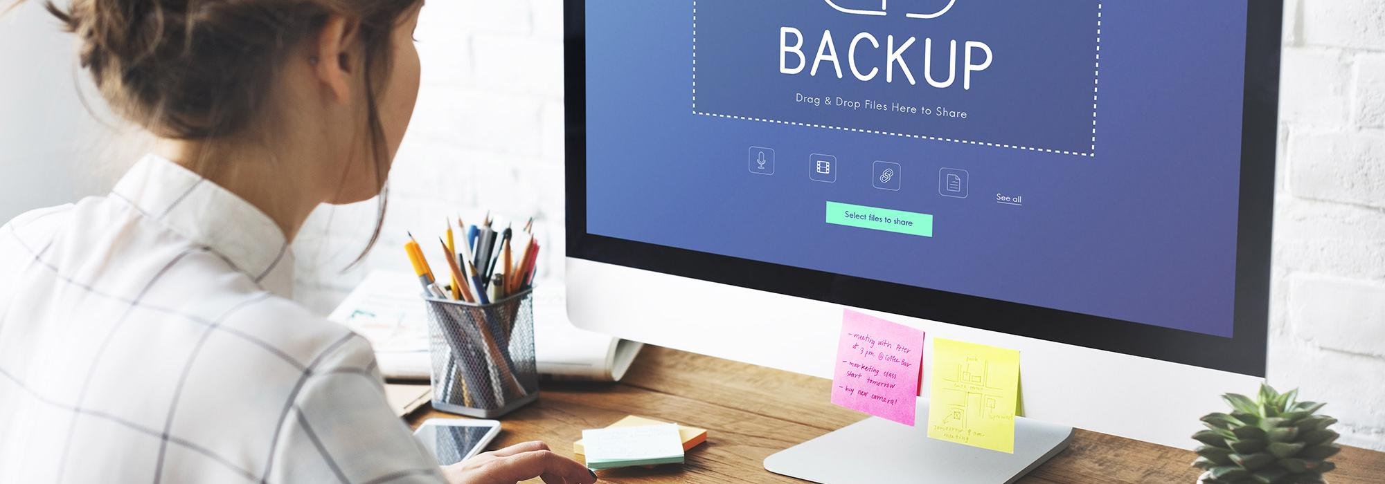How to Backup your PC and protect your data