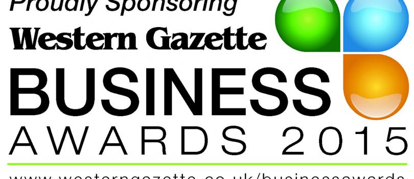 Labyrinth Sponsor Best Website in Western Gazette Business Awards 2015