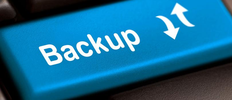 Is your cloud storage account backed up?